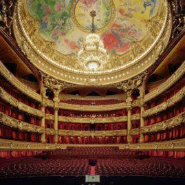 Soirée à L'Opéra Garnier